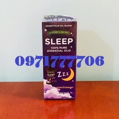 Thuốc Ngủ Nature's Truth Sleep Cho Người Và Động Vật