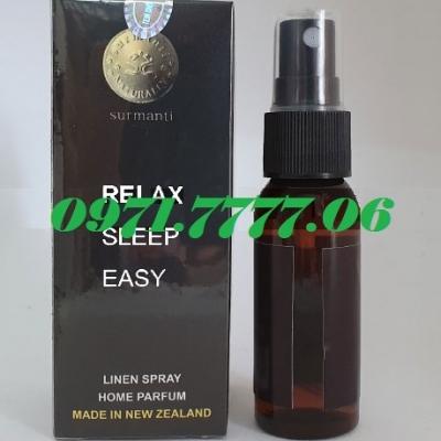 Relax Sleep Thuốc Ngủ Dạng Xịt Gây Ngủ Nhanh An Toàn 100%