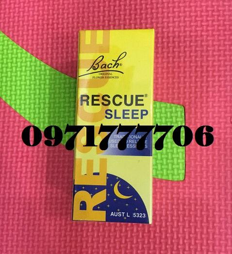 thuốc mê Rescue Sleep