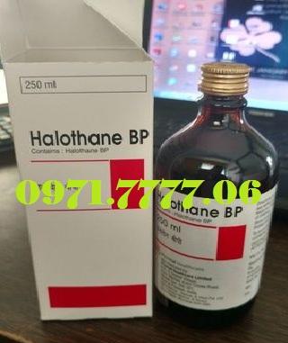 Thuốc mê phẫu thuật Halothane BP cực mạnh