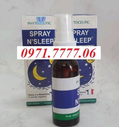 thuốc mê Spray N'Sleep
