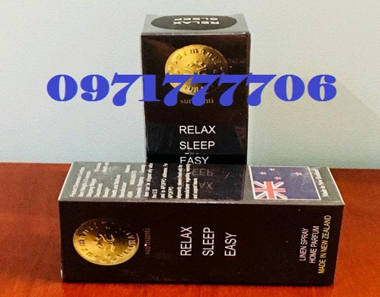 Thuốc ngủ Relax sleep