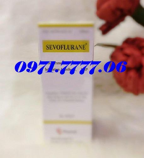 Thuốc mê dạng khí Sevoflurane