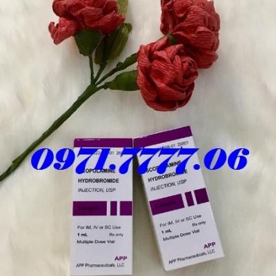 Thuốc Mê Thôi Miên Scopolamine 0.4mg Cực Mạnh An Toàn 100%