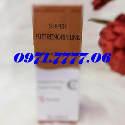 Thuốc Chống Tái Nghiện Ma Túy Super Buprenorphine Chính Hãng