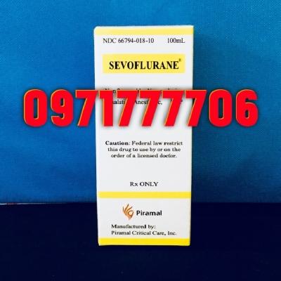Thuốc mê Sevoflurane cai nghiện ma túy, nghiện rượu tại nhà