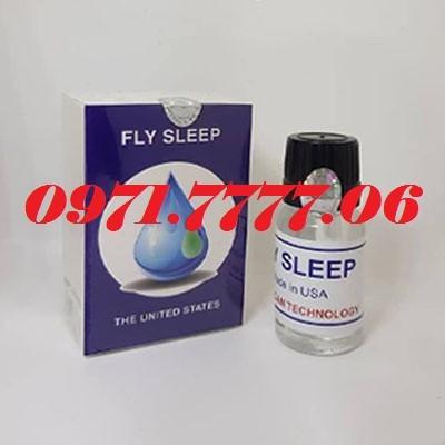 Fly Sleep dạng nước hỗ trợ giấc ngủ giảm căng thẳng – Thuocme24h.com