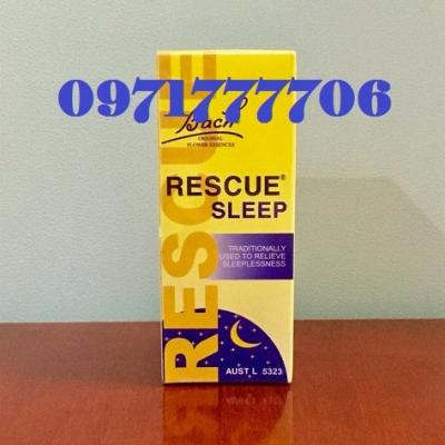 Thuốc Ngủ Rescue Sleep Chính Hãng Chất Lượng Nhập Khẩu Úc