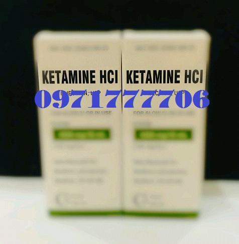 Thuốc mê dạng bột Ketamine