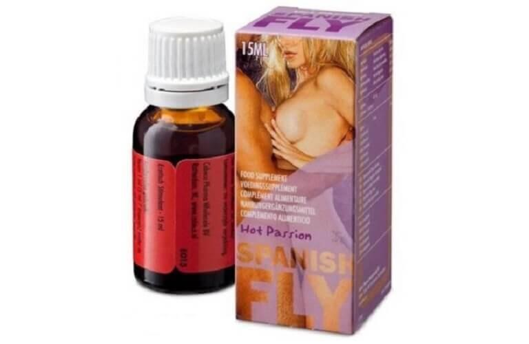 Thuốc kích dục nữ Hot Spanish cho hiệu quả kích dục mạnh, tác dụng nhanh