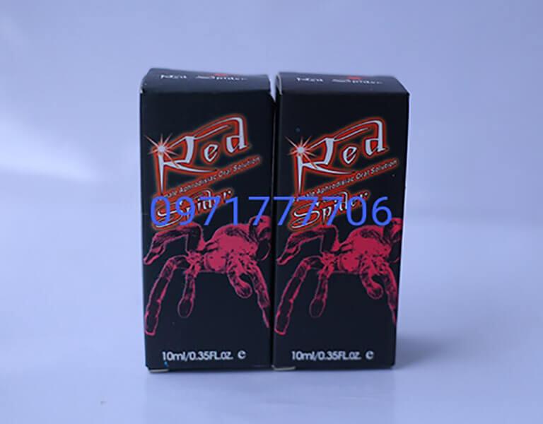 Thuốc Kích Dục Nữ Red Spider Nhện Đỏ Cực Mạnh Giá Tốt