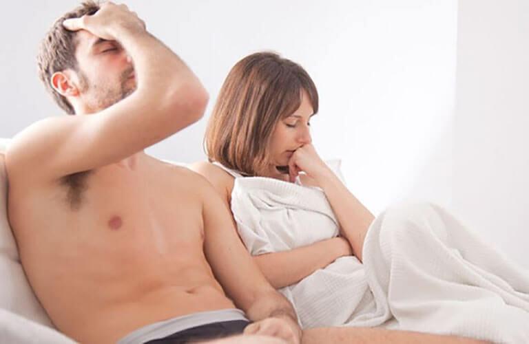 Thuốc kích dục nam nữ Hanya Nhật chỉ định dùng cho vợ chồng lãnh cảm, giảm ham muốn tình dục, gặp nhiều trục trặc khi ân ái
